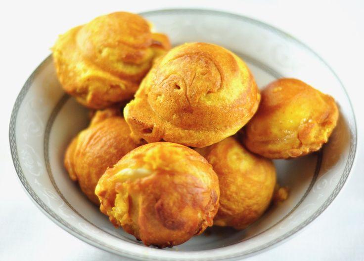 Egg Bonda  in paniyaram pan