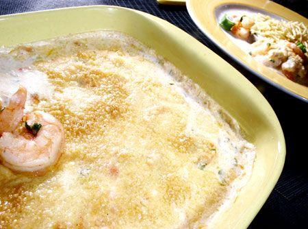 O Cheff Allan mostra uma receita de camarão clássica e, ao mesmo tempo, muito simples de preparar.