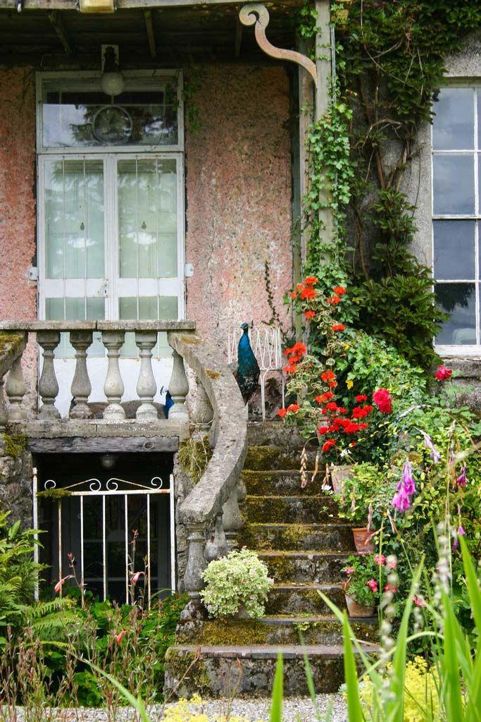 herrenhaus in wicklow auf unserem roadtrip in irland - Wintergarten Entwirft Irland