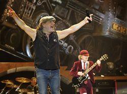Inside Story: Sound Reinforcement For AC/DC's Black Ice Concert Tour - Pro Sound Web