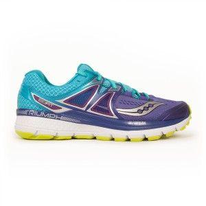 Saucony Women's Triumph ISO 3 Wide Running Shoe