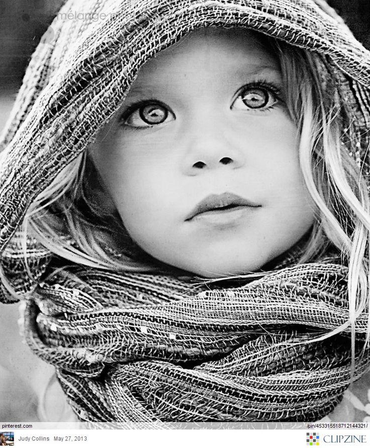De magnifiques regards B + W Photography