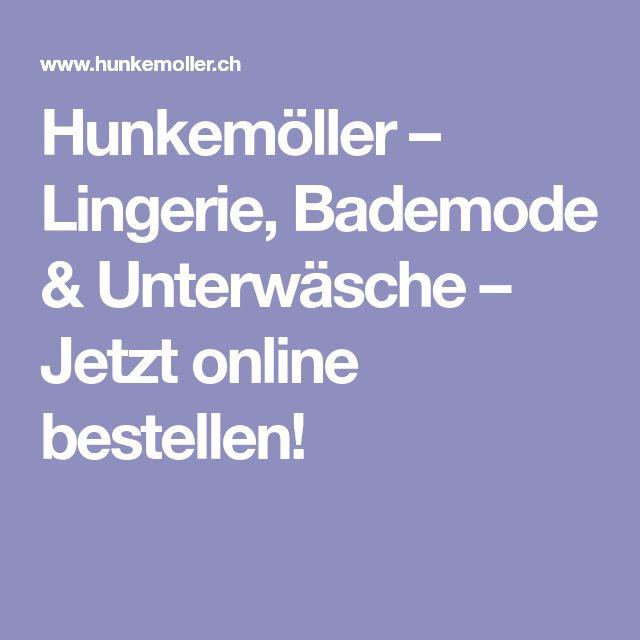 Hunkemöller – Lingerie, Bademode & Unterwäsche – Jetzt online bestellen!