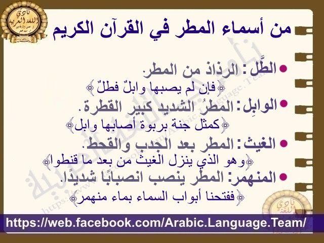 Pin By Khouzamah Ash Shalabi On أسماء في اللغة Learn Arabic Language Learning Arabic Beautiful Arabic Words