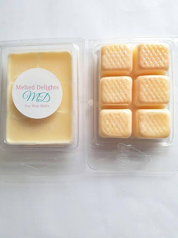 Honey Almond Wax Melts https://www.etsy.com/uk/listing/527600481/honey-almond-wax-meltclamshellssoy-wax