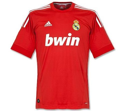 Real Madrid 11/12 (3rd jersey)