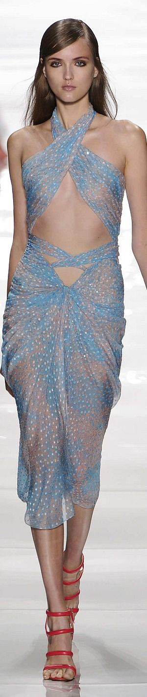 Reem Acra Collection Spring 2015 Ready to wear