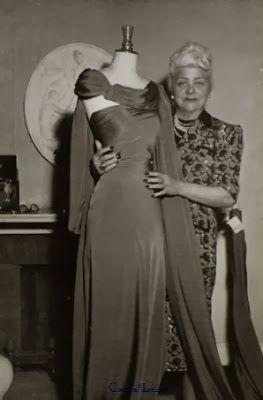 Vintage 1950 couture vintage fashion fashion design 1950s couture