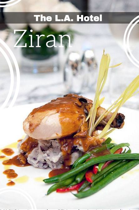 Ziran is located inside The L.A. Hotel! Come grab a meal any time, breakfast, lunch and dinner! Downtown Los Angeles hotels. #foodie #LA #LosAngeles #LAFoodie #tasty #delicious #yum #LAHotel #DTLA #DowntownLosAngeles #DowntownLA #foodlover #delish #fresh #tasty #foodphotography #foods #delicious