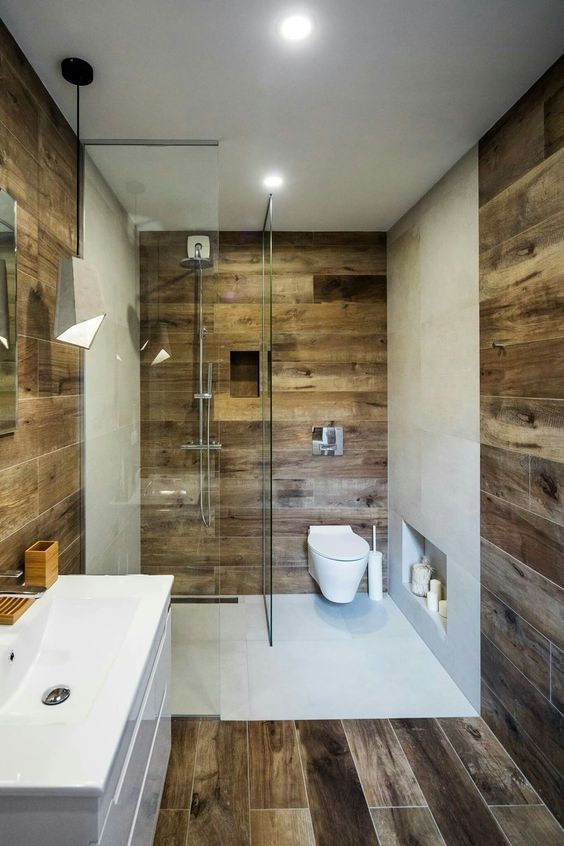 15 Modern Designs for Bathroom Decoration Renovation – Different