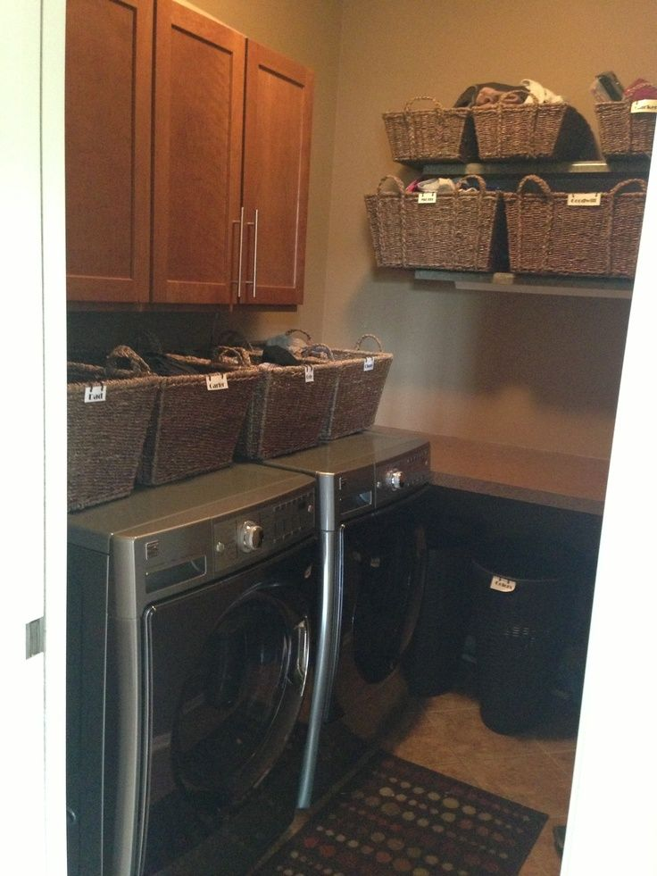 Best 25 Narrow Laundry Rooms Ideas On Pinterest Laundry
