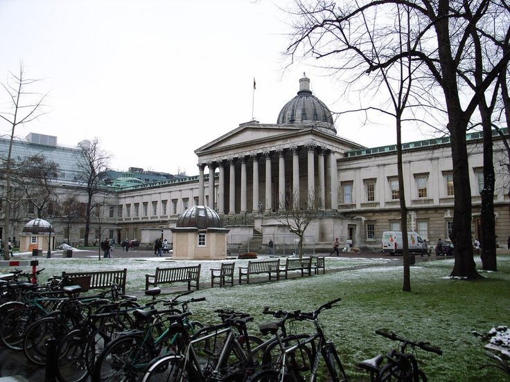 Because we have universities that look like this. | 57 Reasons Living In London Ruins You For Life