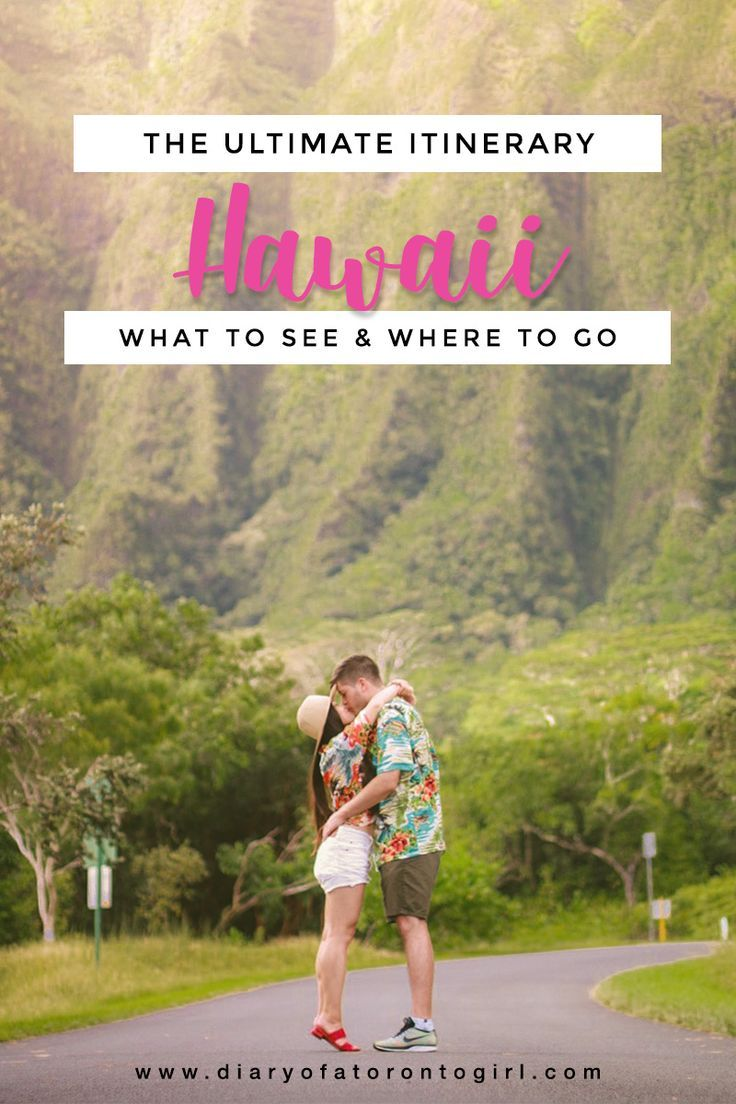 First Timer's Guide to Honolulu, Hawaii: The Perfect Oahu Itinerary