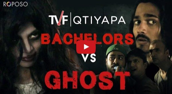 This time we gonna show you a story of a bhoot who lives in an apartment which is haunted by bachelo...