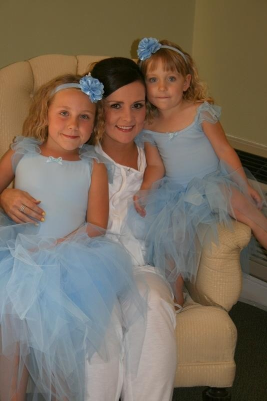 Me and my nieces