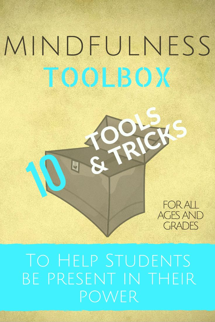 Mindfulness Tools for Children and Teens. Great mindfulness activities for Self-Regulation, Focus & Relating to Feelings.  Perfect for school counselors, therapists to use with kids.