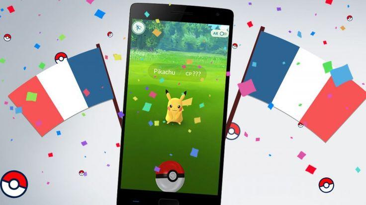 Pokémon GO est disponible en France ! http://www.helpmedias.com/pokemongo.php