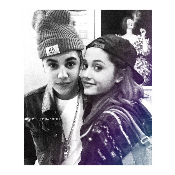 ariana., slsksksks my feelings. ❤ liked on Polyvore featuring jariana, ariana, ariana grande, justin bieber and ariana and justin
