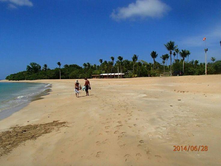 Playa finca el convento fajardo puerto rico casa de - Casa de playa ...