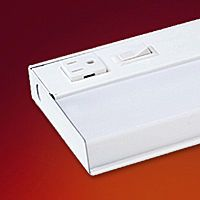 Rocker Switch-Option for Mini-Inch and 1-3/4 Inch Fluorescent Under Cabinet fixtures    Finish: White  Regular price: $7.50  Sale price: $5.25