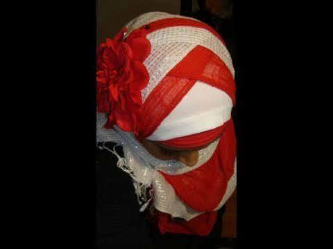 Criss Cross Layered Hijab Tutorial