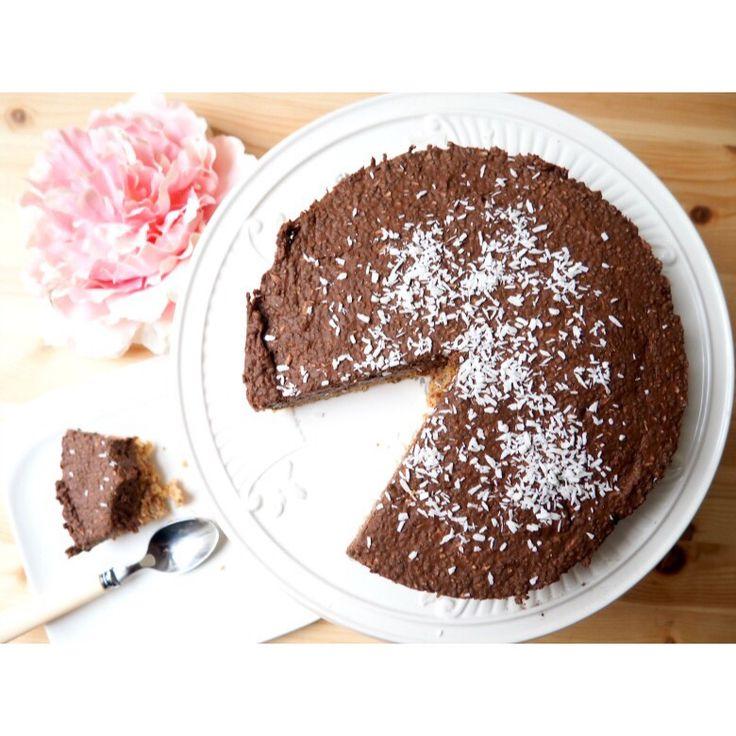 Chia chocolate cake