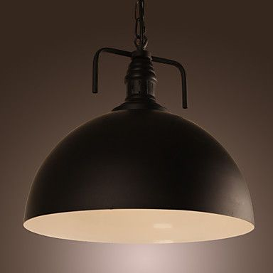 Pendant+Lights+Mini+Style+Traditional/Classic/Retro/Bowl+Living+Room/Dining+Room/Game+Room/Bedroom/Kitchen/Study+Room/Office+–+USD+$+63.99