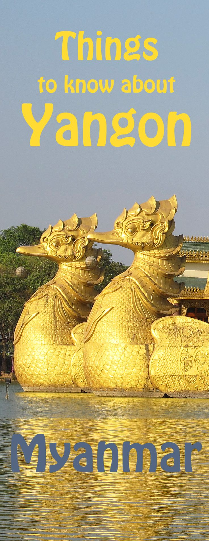 YANGON, Myanmar: 21 things to know ~ http://www.sandinmysuitcase.com/21-random-thoughts-on-yangon/