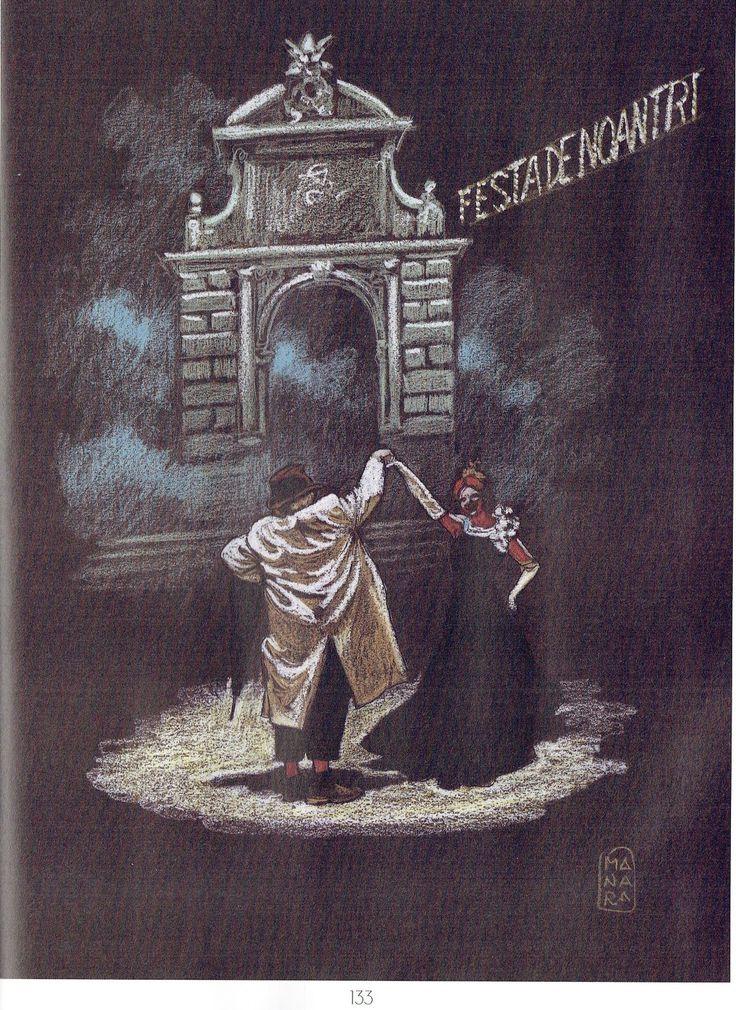 Manara Maestro dell'Eros-Vol. 23, Manara e il teatro-133