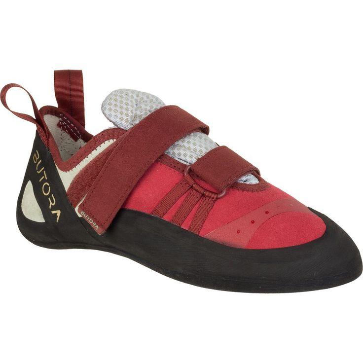 Butora Endeavor Climbing Shoe - Wide Fit - Women'sCrimson