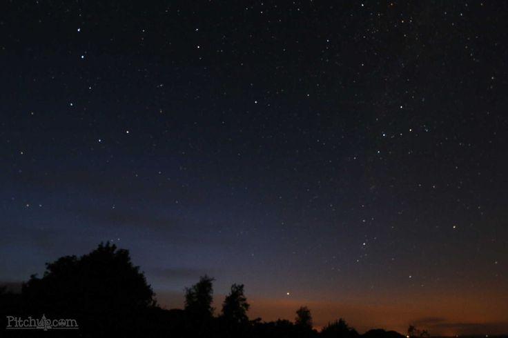Perfect stargazing spot at Hideaway Camping, Okehampton, Devon - Pitchup.com