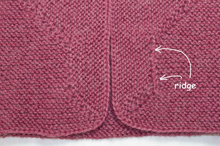 2012-06-21 Baby surprise jacket front band area