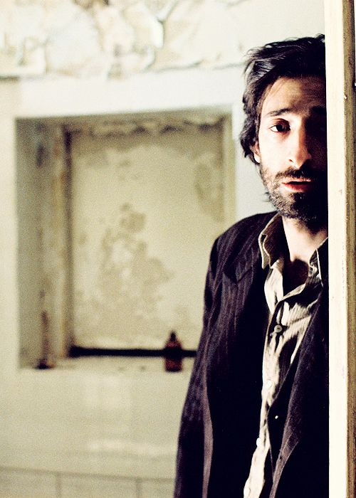 The Pianist - oh so very good. Adrien Brody deserved the academy award.