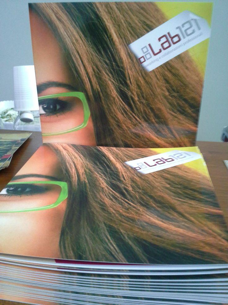 leaftlet di Lab121