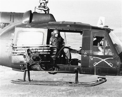 the use of helicopters during the vietnam war Chapter 28 the us army in vietnam in south vietnam the helicopter's effect on organization and operations the only use of reserves during the vietnam war.
