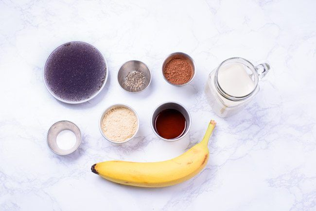 Hot Chocolate Protein Smoothie Booster