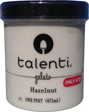 Hazelnut Gelato ONLY AT TARGET