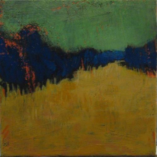August Night Landscape - Kristina Davidson