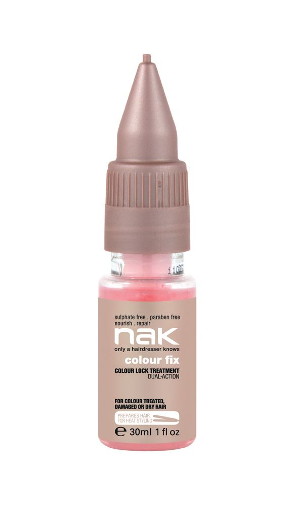 nak colour fix normal / designed for colour treated, damaged or dry hair #sulphatefree #parabenfree #nourish #repair