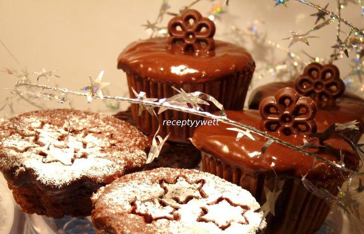 Orechovo-grankové muffiny
