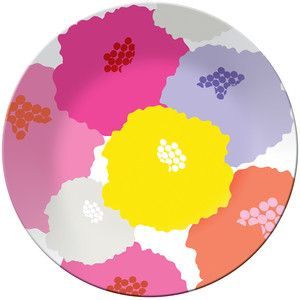 """Dahlia Platter Round 15.5"""", $20, now featured on Fab."""