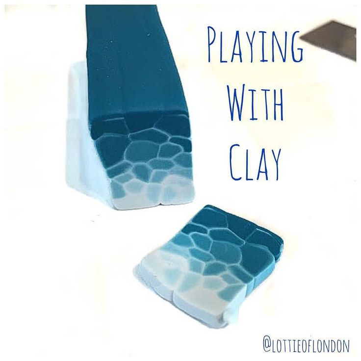 Blog Post | Lottie Of London's Polymer Clay Blog: Polymer Clay Water Cane from CraftArtEdu