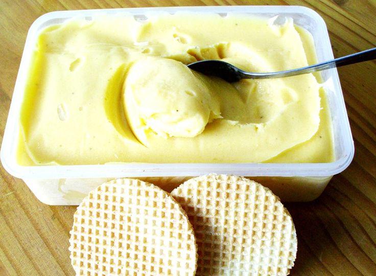 Ingezonden door Sandra: makkelijk ijs maken! - Lekker en Simpel