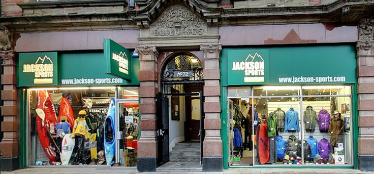 Jackson Sports in Belfast, City of Belfast
