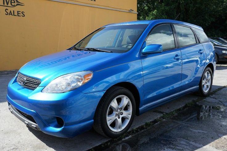 2007 Toyota Matrix $5499 http://www.idriveautosales.com/inventory/view/9626853