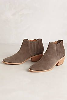 Swagger Booties - anthropologie.com