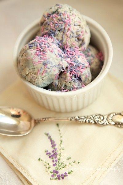 made by mary - Lavendelglass (Semi Freddo)