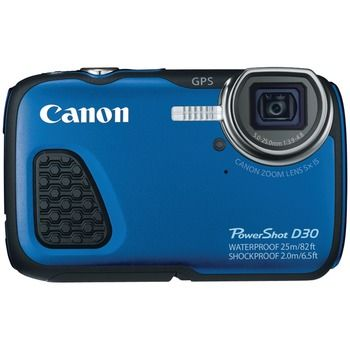 CANON 9337B001 12.1-Megapixel PowerShot(R) D30 Digital Camera