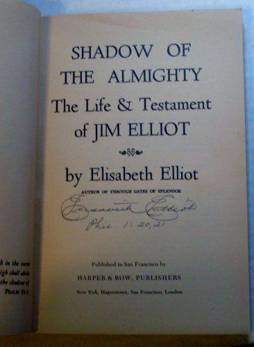 The Shadow of the Almighty de Elisabeth Elliot https://www.amazon.fr/dp/0060622113/ref=cm_sw_r_pi_dp_x_hlXnzbHXER4HT