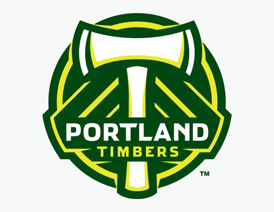 #Portland #Timbers: Timbers Soccer, Timbers Logo, Lovely Logos, Soccer Team, Portland Timbers Mls, Sports Stuff, Team Logo, Sports Teams